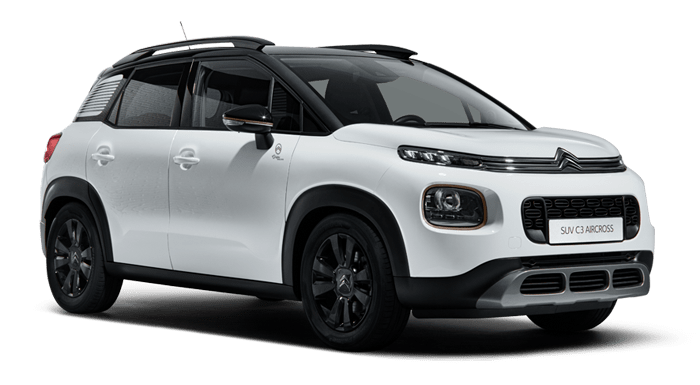 C3 Aircross Origins Transparent