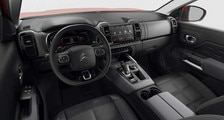Citroen C5 Aircross interior WildGrey
